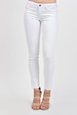 Blenily White Skinnies