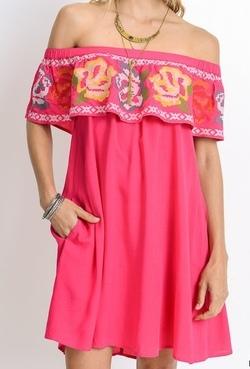 My Spring Inspiration Dress