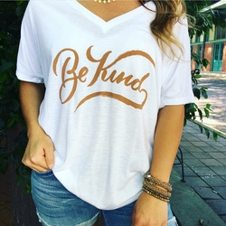 Sevenly ~ Be Kind Tee