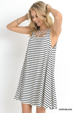 Just Perfect Dress (White)