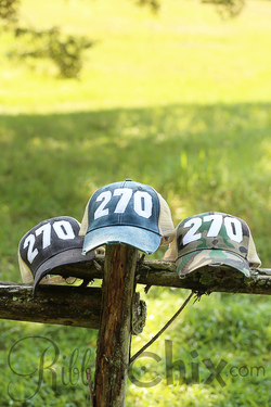 Chix Exclusive ~ The 270 Hat