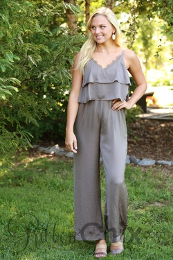 Flirty and Chic Jumpsuit