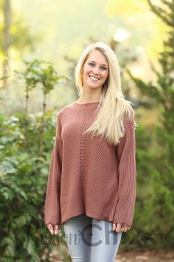 Feeling Fierce Sweater