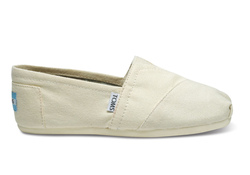 TOMS ~ Womens Classic Canvas (Natural)