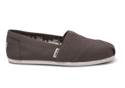 TOMS ~ Womens Classic Canvas (Ash)