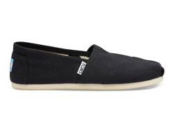 TOMS ~ Womens Classic Canvas (Black)