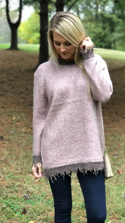 Moss Sweater
