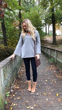 Reanna Knit Sweater