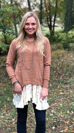 Tawnee Knit Sweater