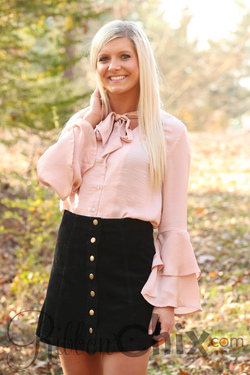 Endless Compliments Top (Blush)