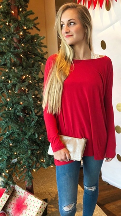 PIKO Top (Red)