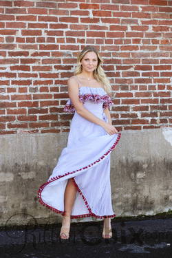 Reigning Beauty Maxi Dress