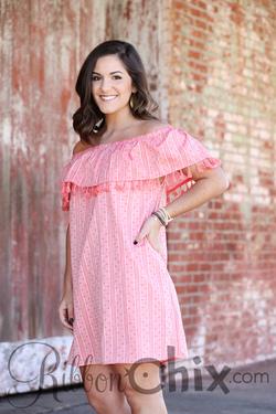 Tassel Obsession Dress