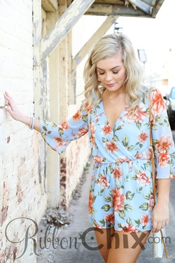 Everly ~ Best Is Yet To Come Romper