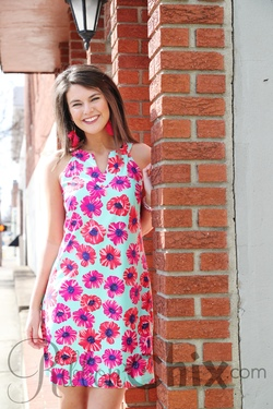 Pop of Personality Dress