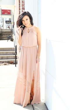 Doing Your Own Thing Maxi Dress
