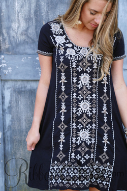 Johnny Was ~ Lane Tunic Dress