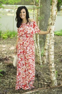 Escape to Warmer Weather Dress