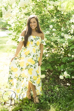 Happiness Is This Maxi Dress