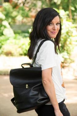 Colette Backpack (Black)