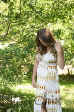 Golden Hour Maxi Dress