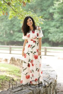 Garden Glamour Maxi