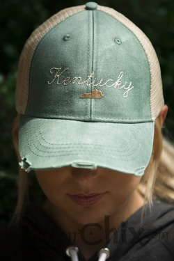 Letters from Home Trucker Hat