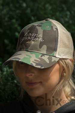 Home Grown Trucker Hat