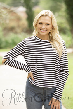 Frill Of The Chase Top