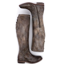 Bed Stu Taupe Rustic Mason Manchester Boot