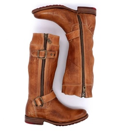 Bed Stu Tan Rustic Gogo Lug Boot
