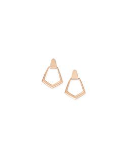Kendra Scott ~ Paxton Earring (Rose Gold)