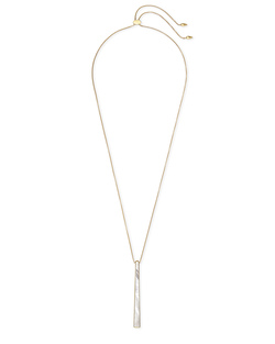 Kendra Scott ~ Baleigh Pendant Necklace (Ivory Mother of Pearl/Gold)