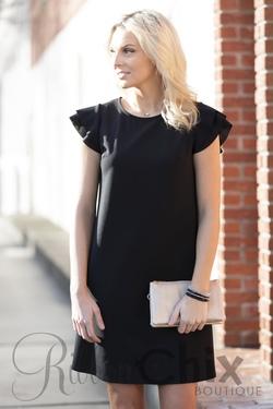 Beauty Bound Dress (Black)