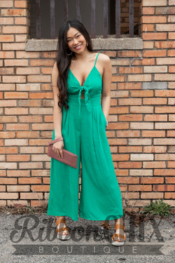 Sleek and Slim Jumpsuit