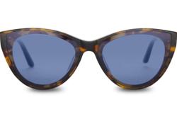 TOMS Josie Sunglasses in Blonde Tortoise