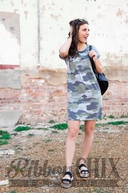 Never Blend In Dress