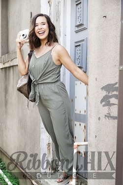 Perfect Theory Jumpsuit