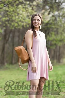Always The Favorite Desert Rose Dress