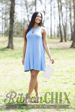 Always The Favorite Sky Blue Dress