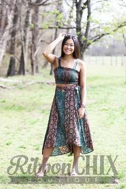 Free People ~ Tropical Date Set