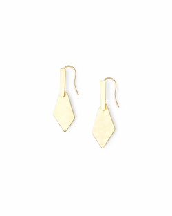 Kendra Scott ~ Gianna Statement Earring in Gold