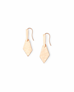 Kendra Scott ~ Gianna Statement Earring in Rose Gold
