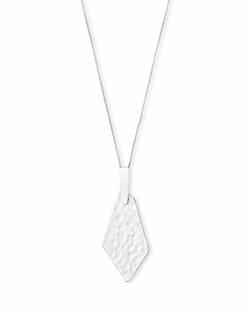 Kendra Scott ~ Brenton Necklace in Silver