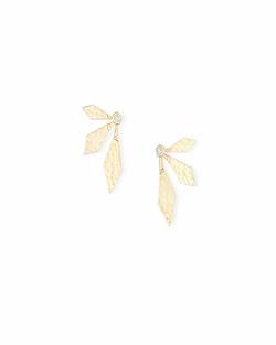 Kendra Scott ~ Jayden Stud Earring in Gold