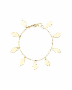 Kendra Scott ~ Pike Bracelet in Gold
