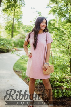 This One's For You Blush Dress