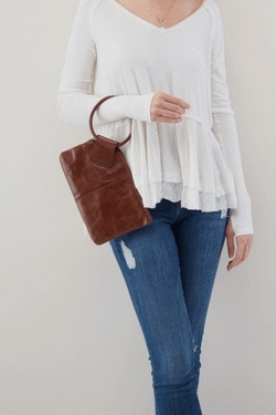 HOBO ~ Sable Woodlands Wristlet
