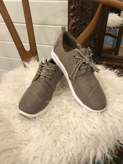 TOMS Del Ray Sneakers (Desert Taupe Poly)