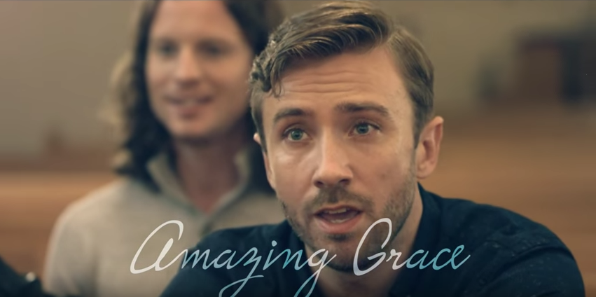 Amazing Grace - Peter Hollens featuring Home Free